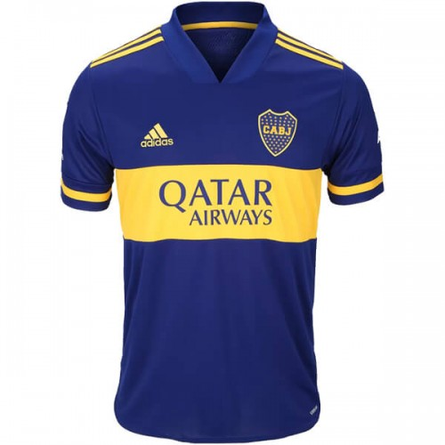 Boca Juniors Home Soccer Jersey 2020