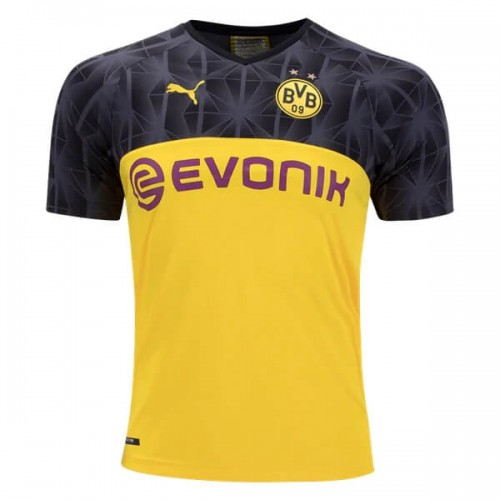 Borussia Dortmund Third Cup Football Shirt 19 20
