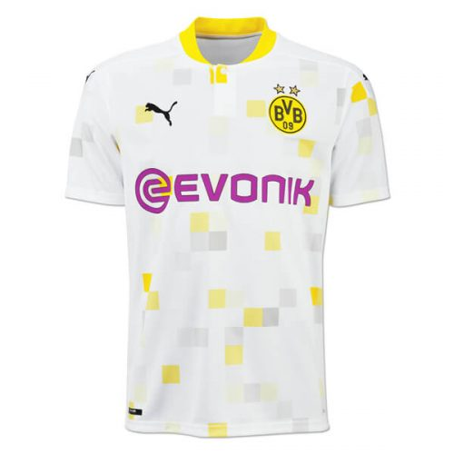 Borussia Dortmund Third Football Shirt 20 21