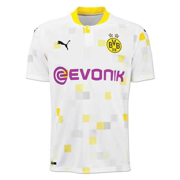 Borussia Dortmund Third Cup Football Shirt 20 21 Soccerlord