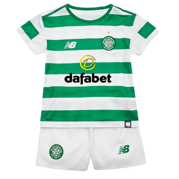 5e67c6d9597 Celtic Home Kids Football Kit 18/19 - SoccerLord
