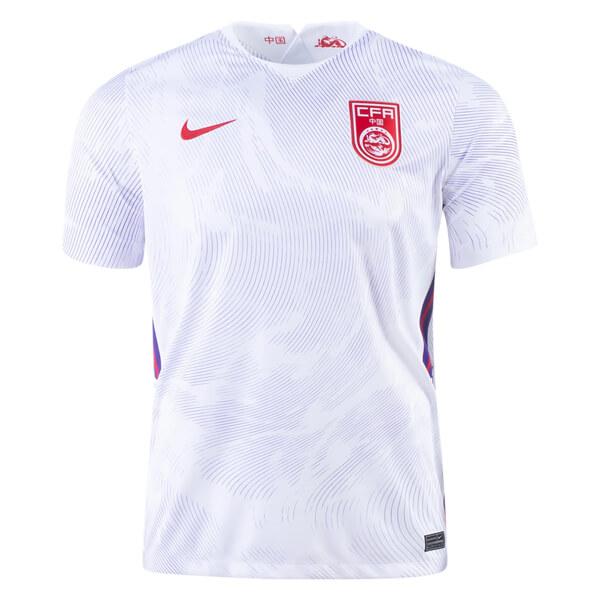 China Away Soccer Jersey 2020