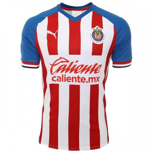Chivas Home Soccer Jersey 19 20