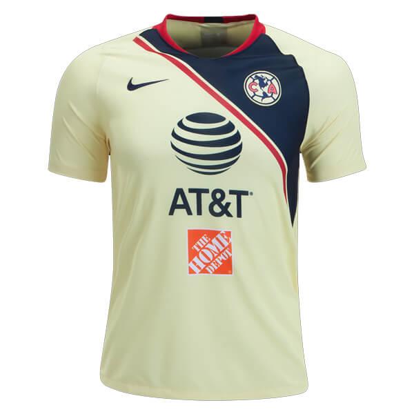 923c86dd7e8 Club America Home Soccer Jersey 18/19 - SoccerLord