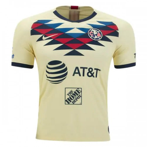 Club America Home Soccer Jersey 19 20