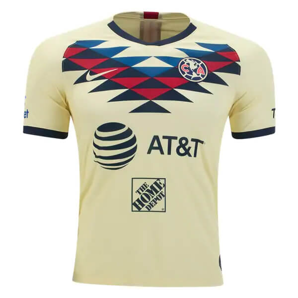 new style dc655 81199 Club America Home Soccer Jersey 19/20