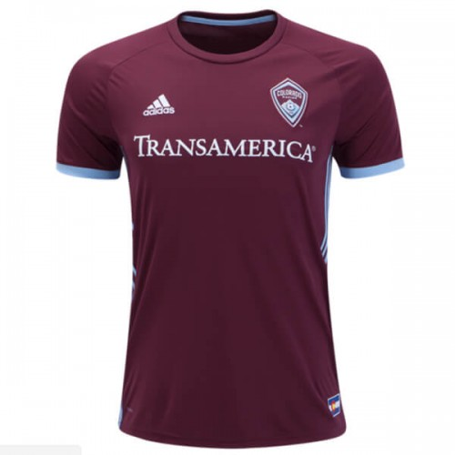 Colorado Rapids Home Soccer Jersey 2018