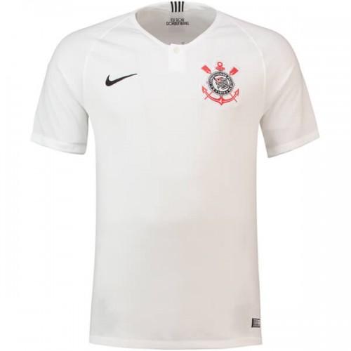 Corinthians Home Soccer Jersey 18 19