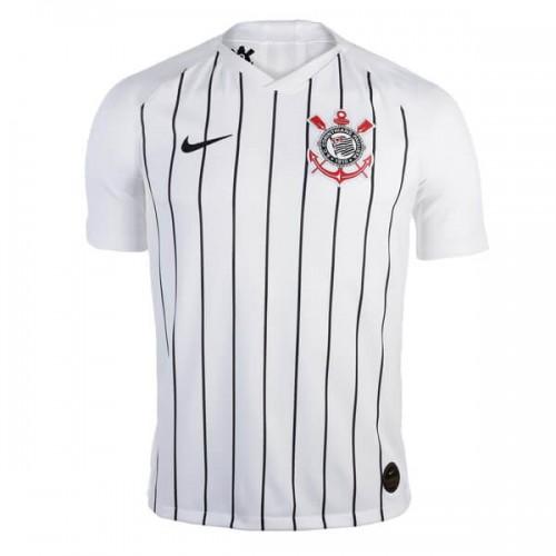 Corinthians Home Soccer Jersey 19 20