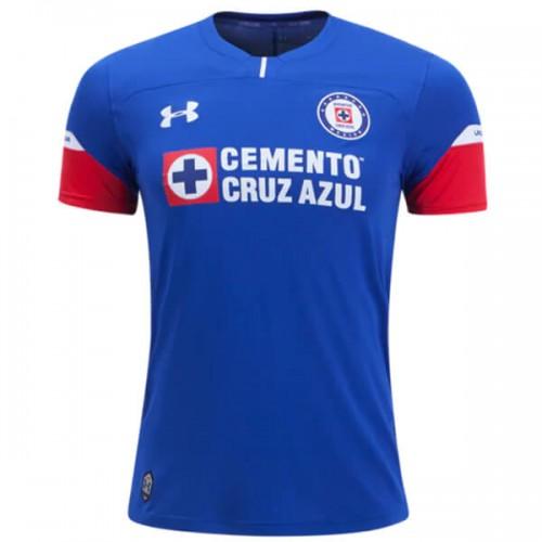 Cruz Azul Home Soccer Jersey 18 19