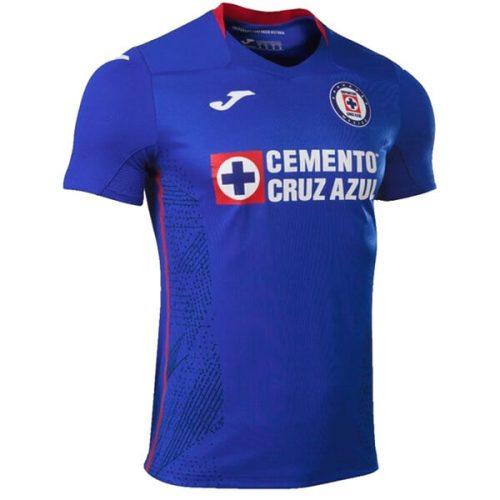 Cruz Azul Home Soccer Jersey 20 21