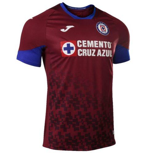 Cruz Azul Third Soccer JErsey