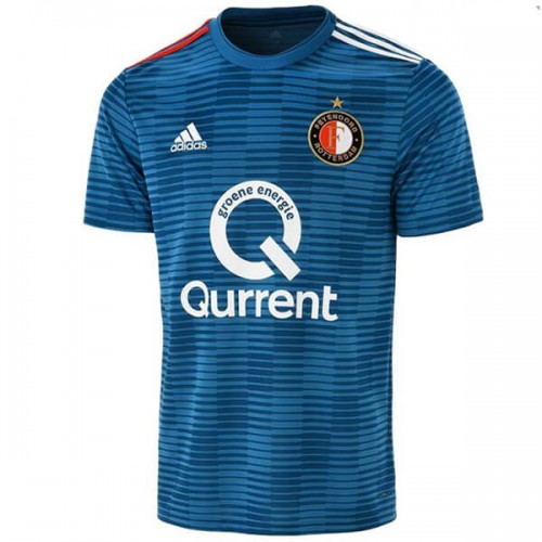 Feyenoord Away Football Shirt 1819