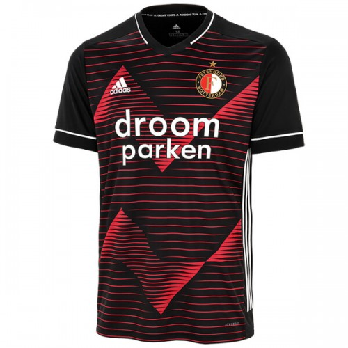 Feyenoord Away Football Shirt 2021