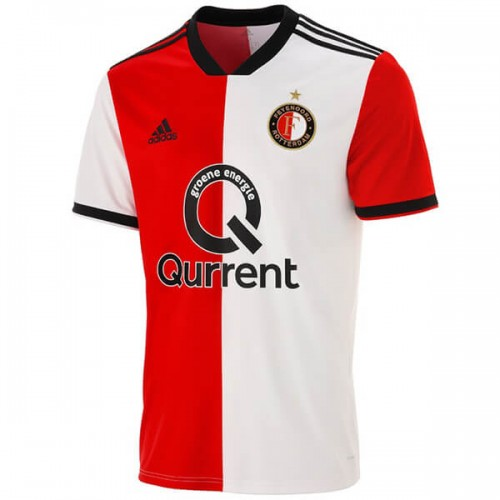 Feyenoord Home Football Shirt 18 19