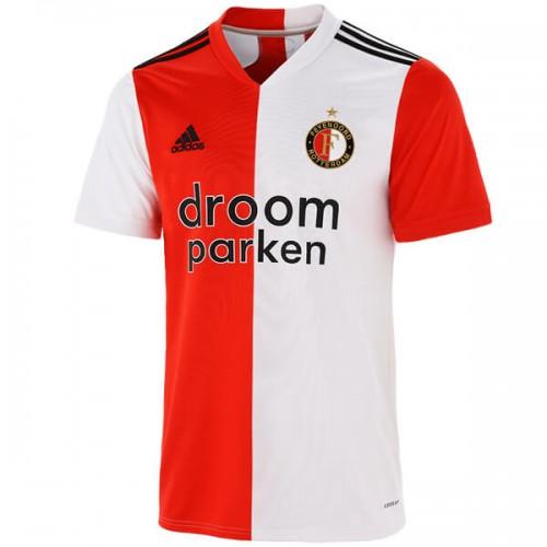Feyenoord Home Football Shirt 2021