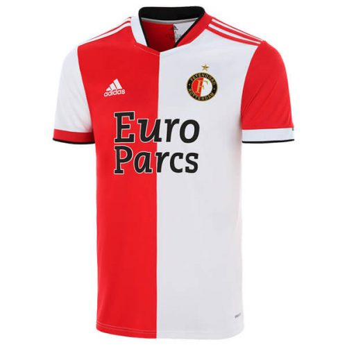Feyenoord Home Football Shirt 21 22