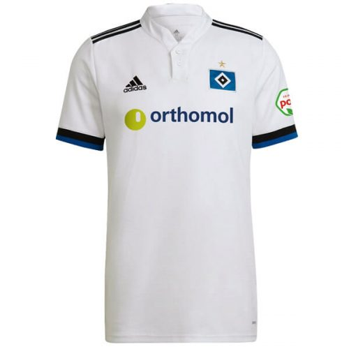 Hamburger SV Home Football Shirt 21 22