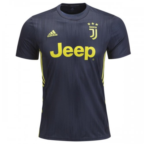 Juventus 3rd Player Version Football Shirt 18/19
