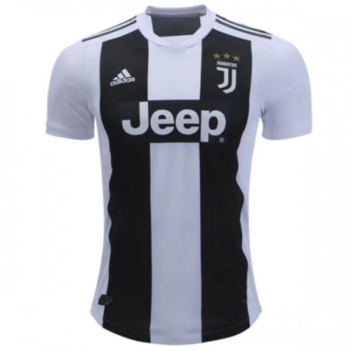 Juventus Home Player Version Football Shirt 18/19