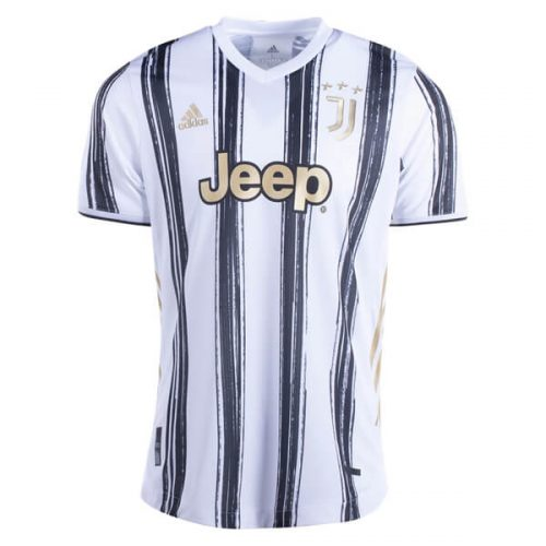 Juventus Home Football Shirt 20 21 - Player Version
