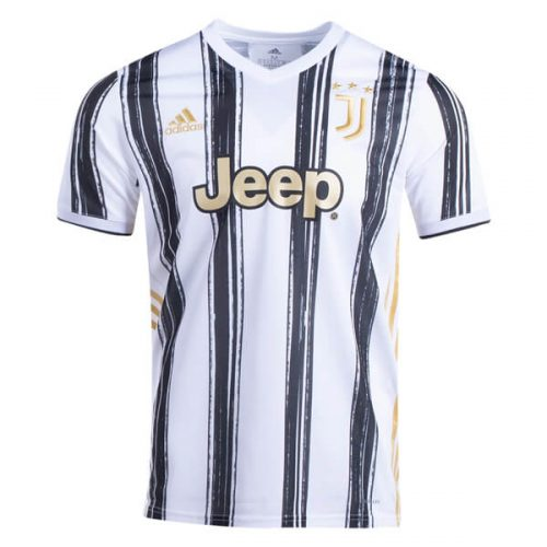 Juventus Home Football Shirt 2021 - Player Version