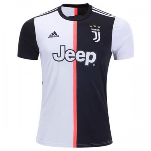 Juventus Home Football Shirt Player Version 19 20