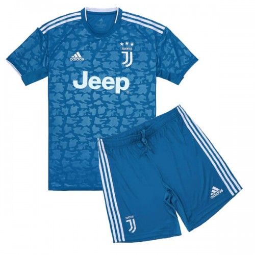 Juventus Third Kids Football Kit 19 20