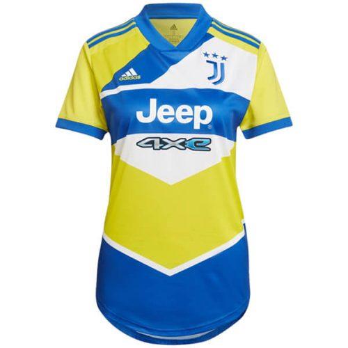 Juventus Third Womens Football Shirt 21 22