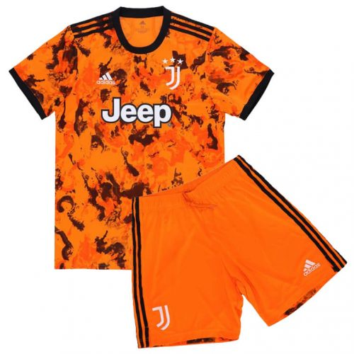 Kids Juventus Third Football Kit 20 21