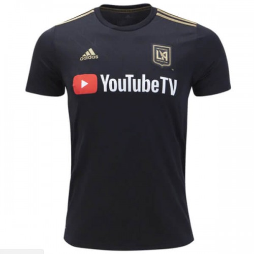 LAFC 2018 Soccer Home Jersey 2018