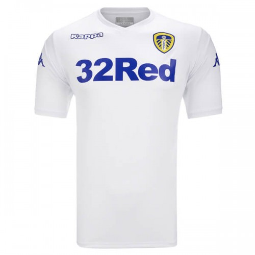 Leeds United Home Football Shirt 18 19