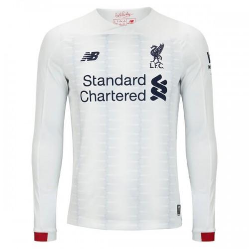 Liverpool Away Long Sleeve Football Shirt 1920