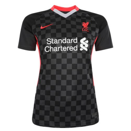 Liverpool Third Womens Football Shirt 20 21