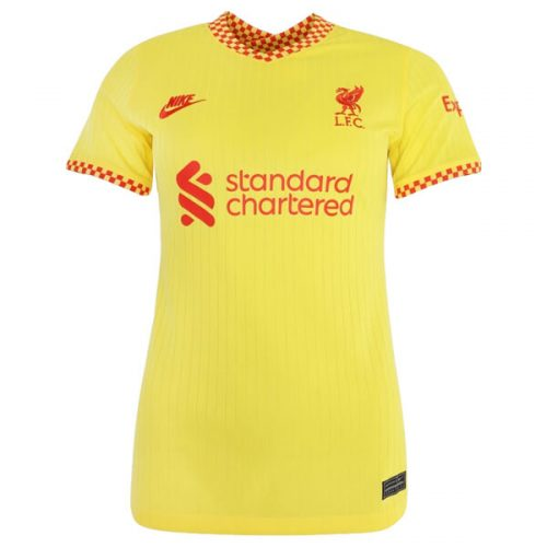 Liverpool Third Womens Football Shirt 21 22
