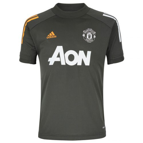 Manchester United Training Football Jersey