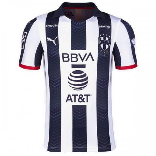 Monterrey Home Soccer Jersey 19 20