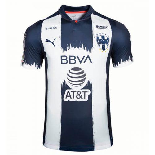 Monterrey Home Soccer Jersey 20 21