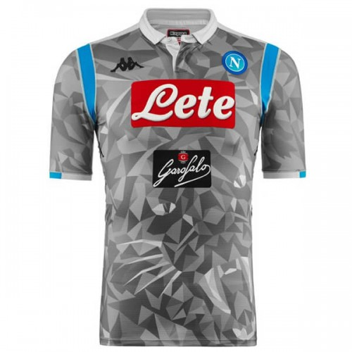 Napoli 3rd Football Shirt 18 19