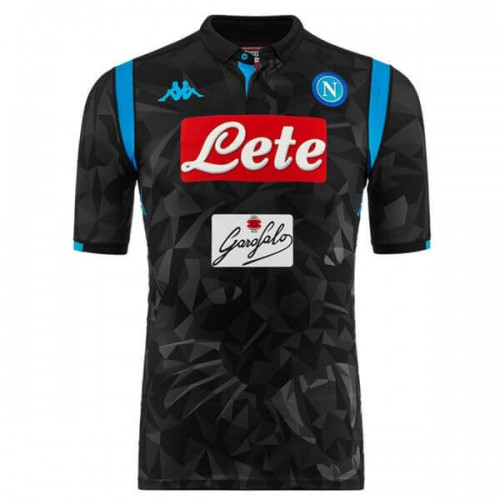 Napoli Away Football Shirt 18 19