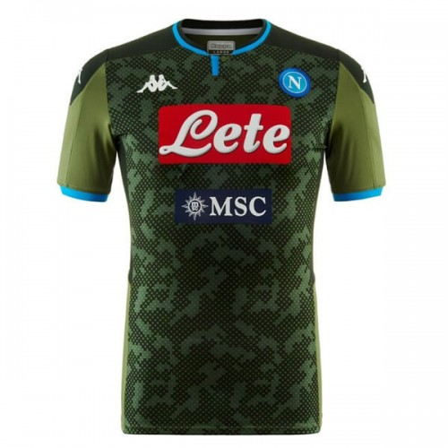 Napoli Away Football Shirt 19 20