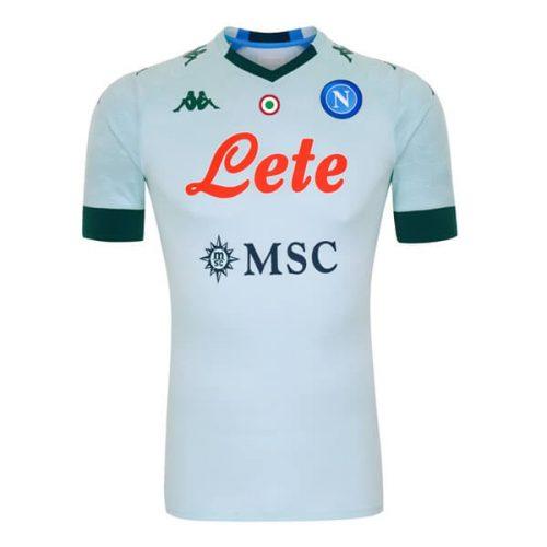 Napoli Away Football Shirt 20 21
