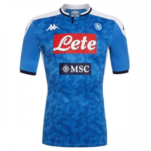 Napoli Home Football Shirt 19 20
