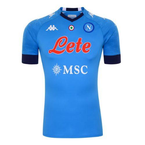 Napoli Home Football Shirt 20 21