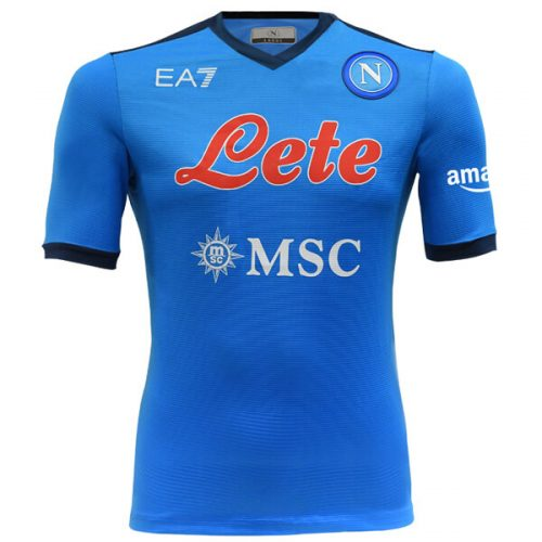 Napoli Home Football Shirt 21 22