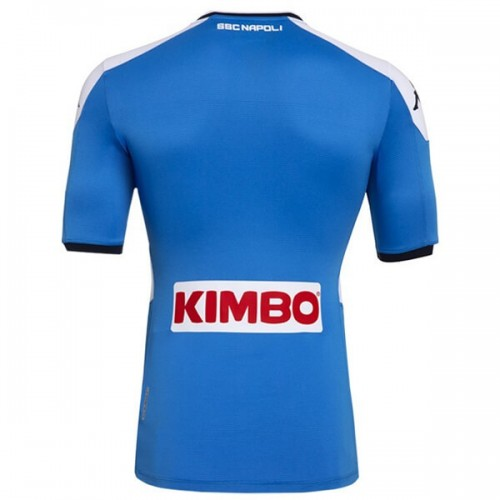 Napoli Home Soccer Jersey 19 20