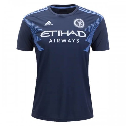 New York City Away Soccer Jersey 2018