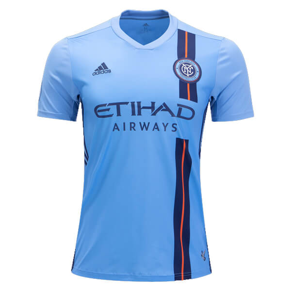 6c10233ab New York City Home Soccer Jersey 2019 - SoccerLord