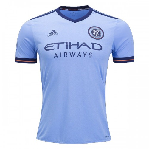 New York City Home Soccer Jersey 2018