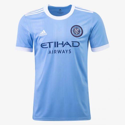 New York City Home Soccer Jersey 2021